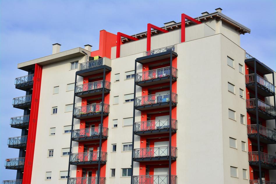 Apartment Building Having 35 Apartments
